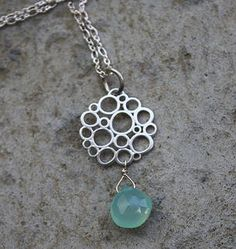 Angela Martin Designs | custom handmade and hand-stamped metal jewelry | Necklaces