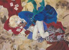 Oz Vessalius~ Pandora Hearts : Original Artwork