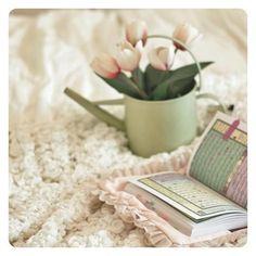 Little Quran and Tulips