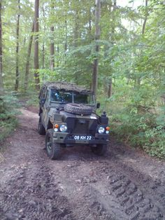 LR 88 lightweight, 363-field-squadron baor history group My Dream Car, Dream Cars, Army History, Off Road Adventure, Land Rovers, British Army, Land Rover Defender, Military Vehicles