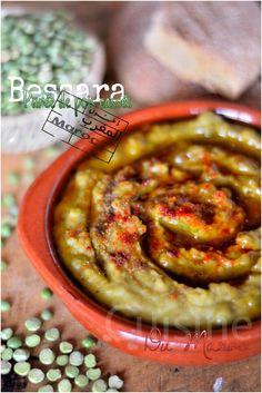 Bissara purée de pois cassés | Cuisine Du Maroc et D'ailleurs