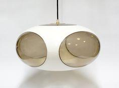 Vintage Luigi Colani ufo lamp von Ella since Osix auf DaWanda.com