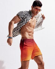 The Best Swim Trunks to Wear This Summer Photos | GQ SummerStyle✔️