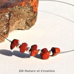 Healing crystals and stones jewelry red by DSNatureetCreation https://www.etsy.com/listing/261734350/healing-crystals-and-stones-jewelry-red
