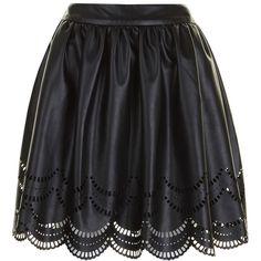 Vienna Skirt ($23) found on Polyvore
