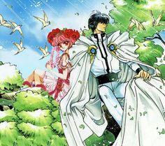 Hikaru and Lantis by Shaka-san
