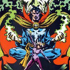 The Eye of Agamotto - Doctor Strange's Trippy History - Photos