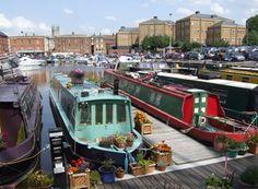 Gloucester's historical docks