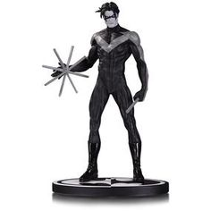 [DC: Batman: Black & White Statue: Nightwing By Jim Lee (Product Image)]