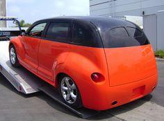 Custom PT Cruiser colors like my car