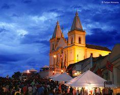 Main Church, Minas Gerais, Brazil
