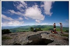 The Appalachian Trail in Virginia - Spy Rock to Montebello.   I haven't gotten to explore and hike nearly as much as I want to. I'll do this one day. I live in Va and have never done this! Bucket list!