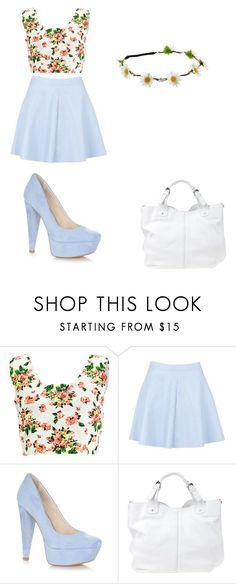 """Senza titolo #42"" by nicoletta-hellmann-1 on Polyvore featuring moda, Boohoo, Faith e Richmond"