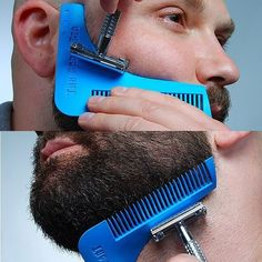 The Beard Bro Beard Shaping Tool #Multifunctional, #Shave, #Tool