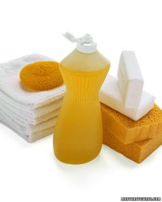 Why spend too much money on expensive cleaning products when some of the best and safest items to use are generally in every household?  Vinegar, baking soda, hydrogen peroxide, and mild dish soap are all you need for general cleaning.  All are very inexpensive, last a long time, and are effective.