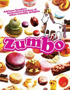 Zumbo the magical book