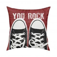 You Rock Pillow