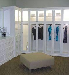 Master Closet Design Ideas - California Closets DFW