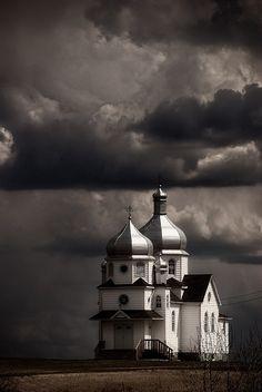 Ukrainian Church, Alberta: calakmul