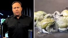 The fake science bullies of the pesticide ; herbicide industry are now attacking Alex Jones, claiming he is lying about atrazine causing the feminization of frogs. (Check out the hilarious Alex Jones Gay Frog Dossier video for proof.)  But it turns out Alex Jones is cor