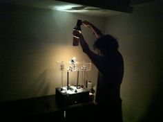 @Agua_Y_Aceite #LightTest