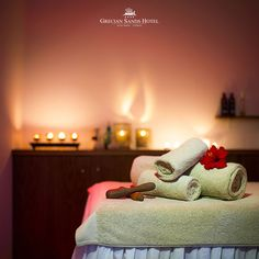 As the lights go down, feel your spirit glow through the gift of utter rejuvenation! A wealth of services await to pamper your body and soul in the Grecian Sands Spa . Sands Hotel, Hotel S, Grecian Sands, Lasting Memories, Cyprus, Wealth, Glow, Spa, Spirit