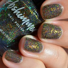 KBShimmer Hanging With My Grill Friends swatch Aqua Color, Teal Blue, Green Colors, Nail Polish Blog, Nail Polish Brands, Copper Red, Little Things, Summer Collection, Swatch