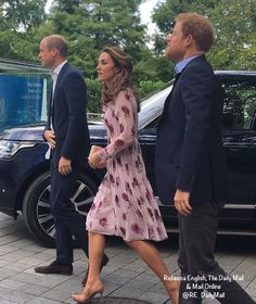 A New Designer for the Duchess as Kate Wears Kate (Spade) Rebecca English, The Daily Mail