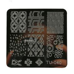 Sankuwen DIY Nail Art Image Stamp Stamping Plates Manicure Template (F) * Haven't you heard that you can find more discounts at this image link : Beauty products 99 cent Nail Art Diy, Diy Nails, Manicure, Nail Repair, Nail Art Images, Image Stamp, Stamping Plates, Diy Makeup, Nail Arts