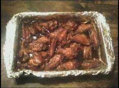 Crockpot Chicken Wings