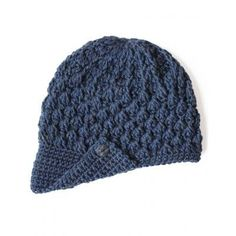 Free Easy Women's Hat Crochet Pattern