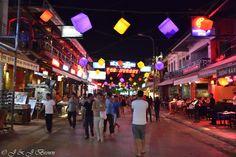 Pub Street Siem Reap, Cambodia