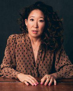 Sandra Oh, Cristina Yang, Greys Anatomy, Eve, Posters, Twitter, Random, Women, Fashion
