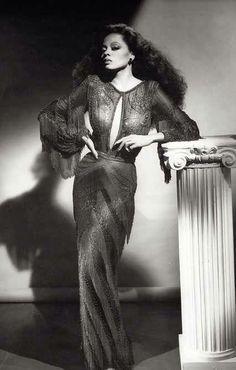 1970's Diana Ross--queens of vintage's