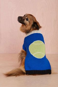 Dusen Dusen Tennis Dog Sweater