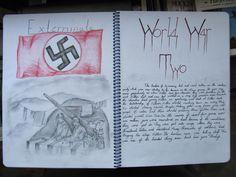 Grade 8 student lesson book.