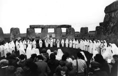 Summer Solstice 2014: Stonehenge Druid Explains Traditions and History of Pagan Event