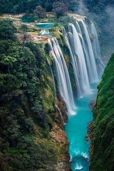 Nature's Lover ##waterfalls ##waterfall ##Amazing ##nature - Fadi Khalil - Google+