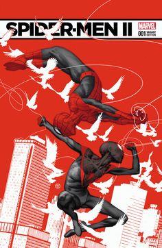 Spider-Man II #1