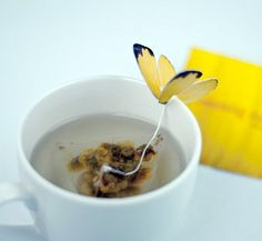 Butterfly Tea Label - Womens9
