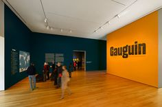 Gauguin: Metamorphoses - The Department of Advertising and Graphic Design