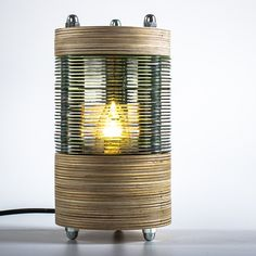 CD-Lampe | Eigenbaukombinat