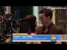 Fifty Shades of Grey - Behind the Scenes!! Love watching what actually goes on behind the scenes of movies!! Very interesting!! 50 Shades of Christian and Ana