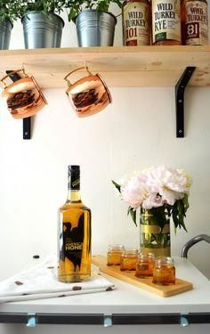 Host a bourbon tasti #home #house #design #interior #ideas #homedesign #interiordesign #decorations #furniture #homedecor