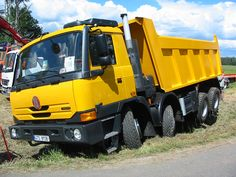 TATRA 816 8X8 Heavy Truck, Car Manufacturers, Old Trucks, Eastern Europe, Czech Republic, Cars And Motorcycles, Automobile, Van, Cars