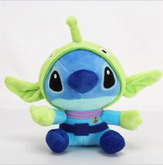 Stitch Alien Plush Toy