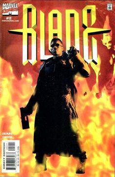 Blade - The Vampire Hunter Vol. 2 # 2 (Variant)