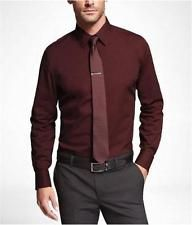 Glamorous Men Formal Dresses Ideas For 2019 46 Formal Dresses For Men, Formal Shirts For Men, Men Formal, Maroon Dress Shirt, Shirt Dress, Business Outfits, Business Fashion, Ropa Semi Formal, Casual Outfits