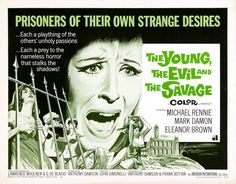 YOUNG EVIL SAVAGE 1968