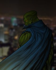 Martian manhunter lll